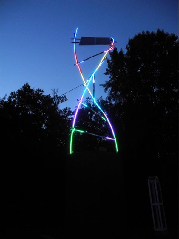 RGB Dream-color led strips project in Sweden