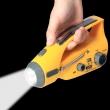 Solar Emergency LED Torch Flashlight