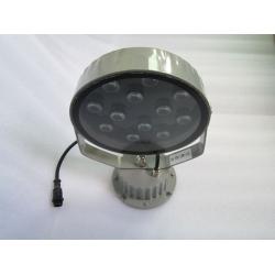 12W Round LED Wallwasher