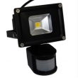 10W PIR LED Floodlight