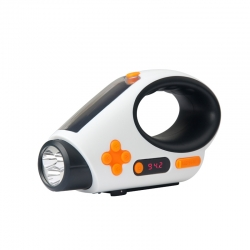 Dynamo LED Torch Flashlight AM/FM radio