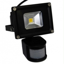 10W PIR LED Floodlight