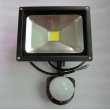 20W PIR LED Floodlight