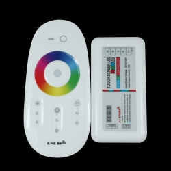 2.4G Touch Screen RGBW LED Controller