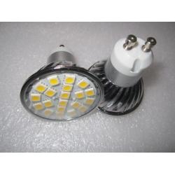5W SMD5050 GU10 LED Spotlight