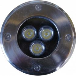 3W LED Underground Light
