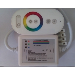 RGB Wireless Remote Touch Controller