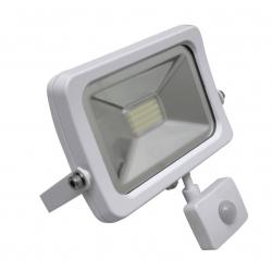 10W PIR Ultra thin LED Floodlight